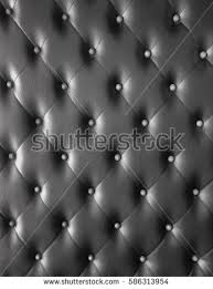 Black Upholstery Leather Black Leather Upholstery Pattern Vector Stock Vector 196396901
