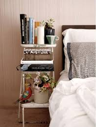 Creative Ideas For Decorating Your Room 28 Unusual Bedside Table Ideas Enhance The Charm And Decor Of Your