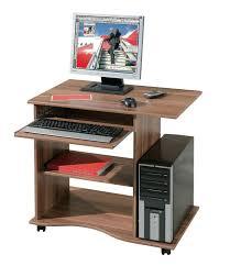 bureau pc meuble meuble bureau pc adda en noyer belfurn