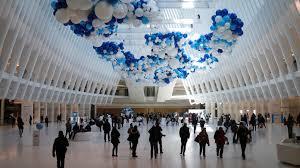imagenes fuertes del world trade center otra de calatrava goteras en la estación del world trade center