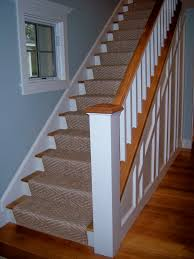 Finish Basement Stairs 48 Carpet On Stairs Cost 26 Best Images About Wide Leather Binding