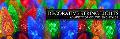 Decorative Lighting String Decorative Lighting U0026 Decor Yard Envy