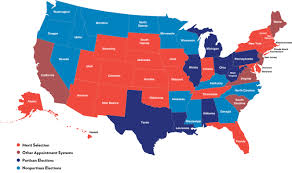 Us Court Of Appeals Map State Courts Money And Politics Acs