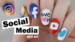 social media nail art nailed it nz facebook instagram we