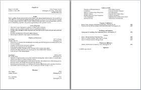 How To Make A Quick Resume Free Resume Template Quick Resume Template And Get Inspiration To
