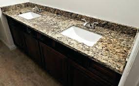 bathroom vanity with granite countertop s counter prefab granite