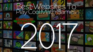 38 best websites to play cool math games 2017