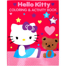 hello kitty coloring book 90 pgs walmart com