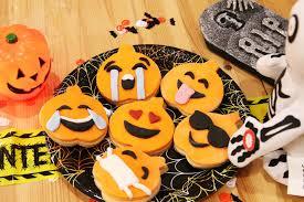 recipe gluten free halloween emoji cookies