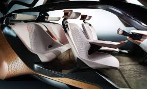 mitsubishi expander seat car of the year 2046 u2013 bmw vision next 100 explored car may