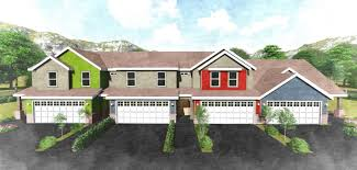parkview townhomes two story floor plans salisbury homes