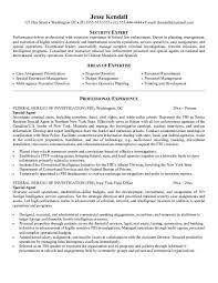 fbi resume resume cv cover leter