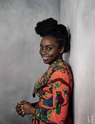 Vanity Fair Dubai Melanin Popping Chimamanda Adichie Featured In Vanity Fair U0027s
