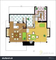 architectural vector apartment floor plan shutterstock idolza