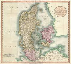 Old Map Of Europe by Maps Of Denmark Detailed Map Of Denmark In English Tourist Map