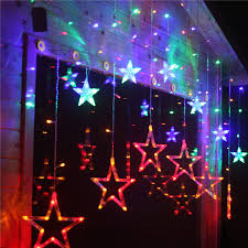 bright star led christmas lights precious star led christmas lights bright brite blue energy shooter