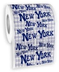 gifts for yankees fans new york toilet paper roll red sox mets yankees fans party
