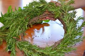 herb wreath how to make an herbal wreath keeper of the home