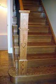 Stairs With Open Risers by Custom Wood Stairs And Handrails In Kingston Ontario