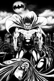 superman thor comic art community gallery