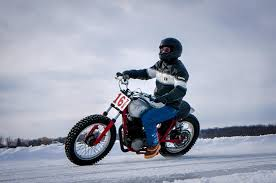 Winter Motorcycle Tires 5 Reasons Why You Need To Go Ice Racing Rideapart