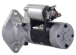 new 15 tooth osgr 2 0kw starter motor fits komatsu excavator pc 40