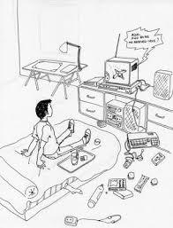 dessin chambre enfant chambre d enfant à lire
