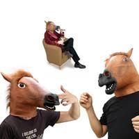 Big Head Halloween Costumes Cheap Big Head Horses Free Shipping Big Head Horses 100