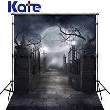 halloween moon background aliexpress com buy kate 3d halloween horror moon night stone