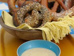honey mustard pretzel dip s honey dijon pretzel dip recipe food network