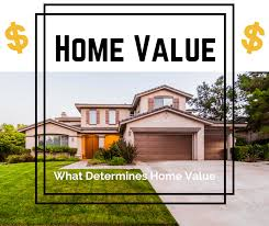 find your home value four walls a door