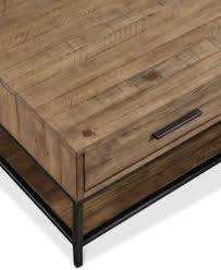 Pc Coffee Table Gatlin 2 Pc Coffee U0026 Side Table Set Only At Macy U0027s Furniture