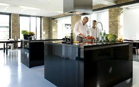 küche im wohnzimmer die offene wohnküche planen schöner wohnen