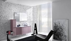 bathroom brick wall 3d design interior design