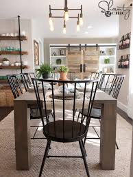 Pics Of Dining Room Furniture Furniture Plans Affordable Diy Woodworking Projects Shanty 2 Chic