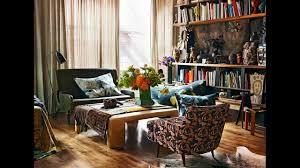 vintage home interior design boho style vintage