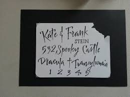 halloween envelope label tutorial debi sementelli