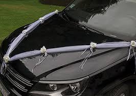 kit dã coration voiture mariage un set de décoration de voiture prêt à l emploi économique et