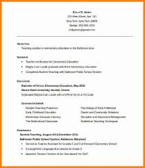Resume Templates For Teachers Free Teacher Resume Template Free Teacher Resume Samples In Word