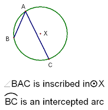 Interior Angles In A Circle Section 10