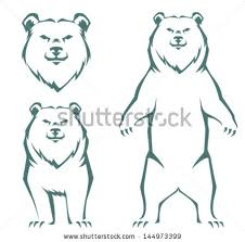 bear head download free vector art stock graphics u0026 images
