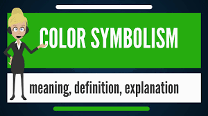 what do color mean what is color symbolism what does color symbolism mean color