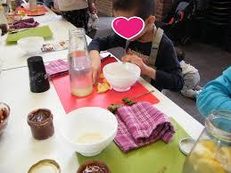 atelier cuisine parent enfant atelier cuisine parents enfants zéro déchet pâte à tartiner et