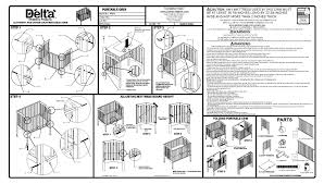 Storkcraft Princess 4 In 1 Fixed Side Convertible Crib White walmart crib instructions baby crib design inspiration