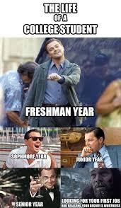 Leonardo Dicaprio Meme - leonardo dicaprio college student meme funny pinterest