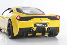 ferrari yellow 458 out of the box online exclusive wheels elite ferrari 458
