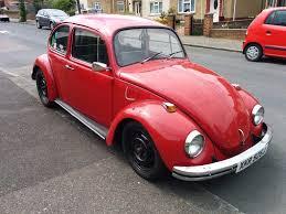 pink volkswagen beetle 1971 volkswagen beetle 1300 fresh mot and lovely paint vw in