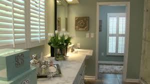 hgtv bathroom designs streamlined spa bathroom video hgtv