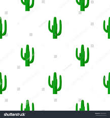 mexican cactus icon cartoon style isolated stock vector 582969472