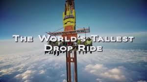 Six Flags Highest Ride Tallest Fastest Drop Tower In The World Announced For Six Flags